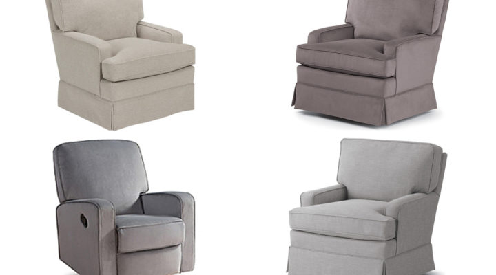 best brands charlotte swivel glider