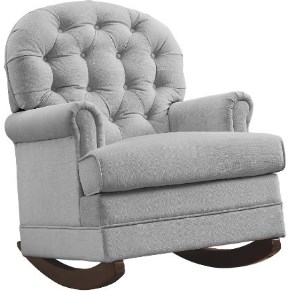 Baby Relax Brielle Button Tufted