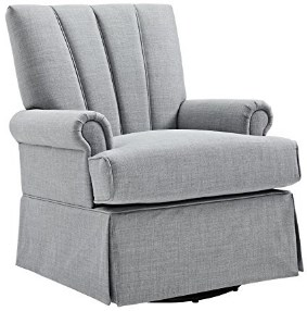 Baby Relax Parsons Swivel Glider