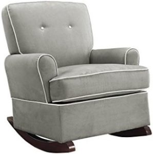 Baby Relax Tinsley Nursery Rocker Chair