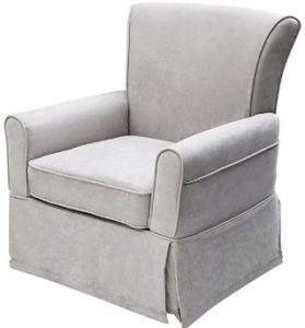 Delta Furniture Benbridge Upholstered Glider