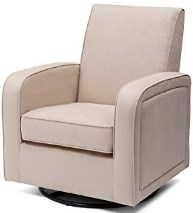 Delta Furniture Clermont Upholstered Glider