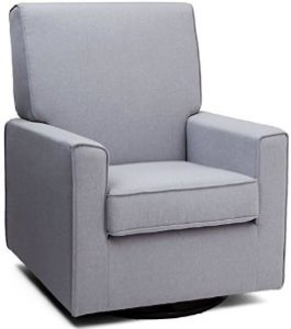 Delta Furniture Eva Upholstered Glider