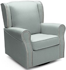 Delta Furniture Middleton Upholstered Glider