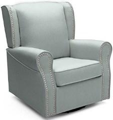 Delta Furniture Middleton Upholstered Glider