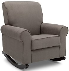 Delta Furniture Rowen Upholstered Rocking Chair