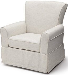 Delta Furniture Upholstered Glider