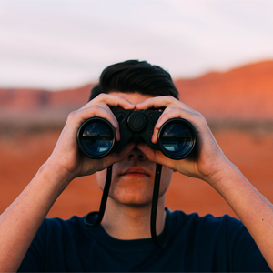 Kind of Binocular