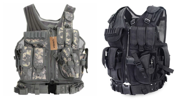 Differences Between Tactical Vest and Plate Carrier: What You Should Know