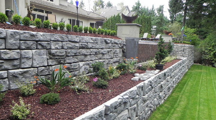 Ultimate Material to Build Retaining Wall