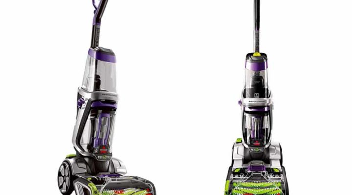 Bissell ProHeat 2X Revolution Pet Pro Full-Size Carpet Cleaner Review