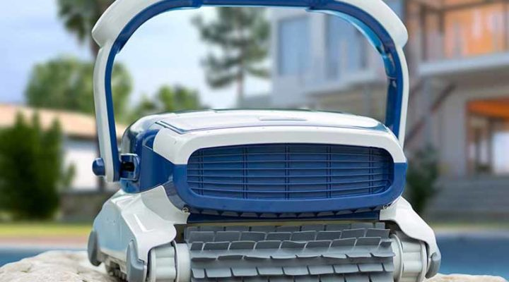 Appliance guide: How do robotic pool cleaners work?