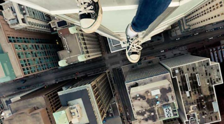 Are You Acrophobic: Do you have a Fear of Heights?