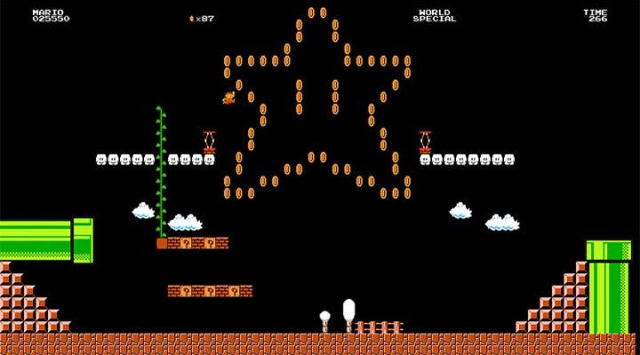 Within the World of Savagely Tricky Mario Rom Hacks