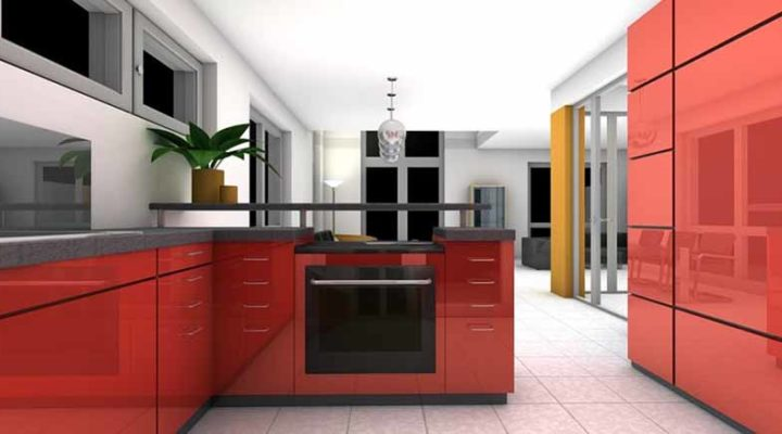 Latest Trends in Kitchen
