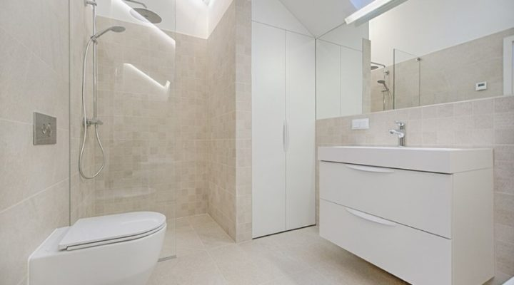How To Keep Bathroom Dry?