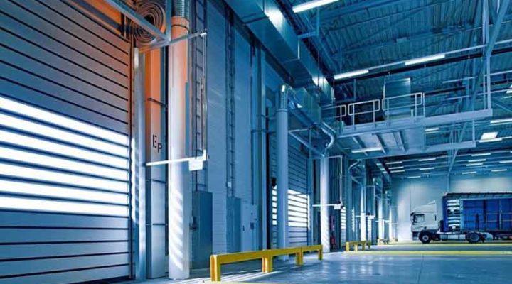 Various Types of Industrial Overhead Doors