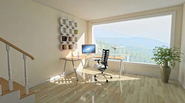 How to Style Your Home Office