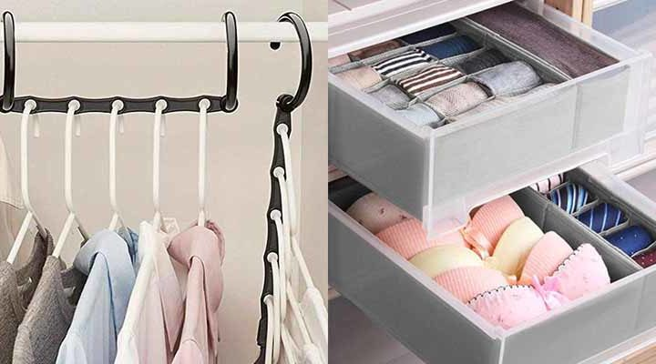 7 Essentials for Keeping Your Closet Organized