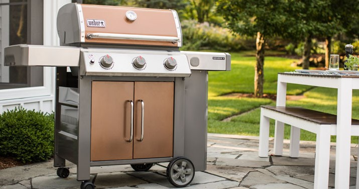 Why you should buy Weber Genesis Grill for your Outdoor