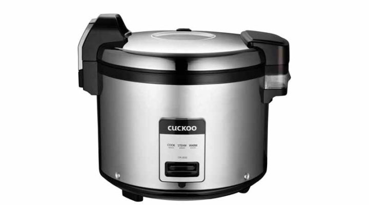 Tips To Find The Best Commercial Rice Cooker