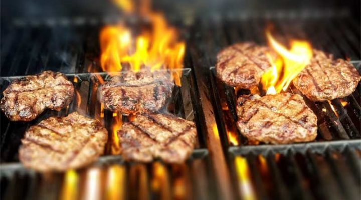 How Long to Preheat Grill for Steak