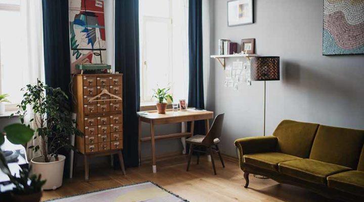 5 Mid-Century Modern Apartment Decor Ideas