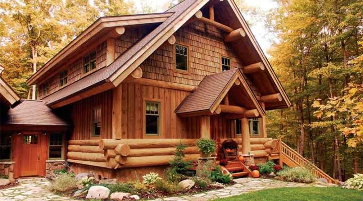 Log Home Kits: Why They Are A Good Investment
