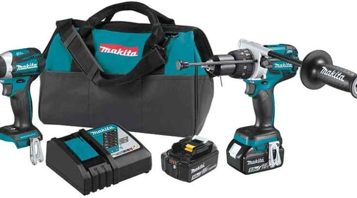 Makita Cordless Brushless Combo Kit