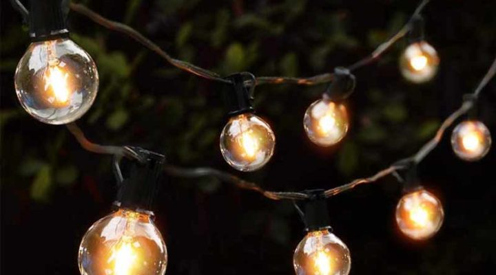 Buy Festoon Lights to Brighten Your Outdoors