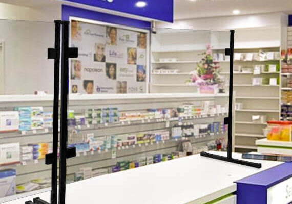 Importance of Plexiglass Protector for your Departmental Store