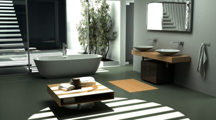 Some Tips for Revamping Your Small Bathroom Design