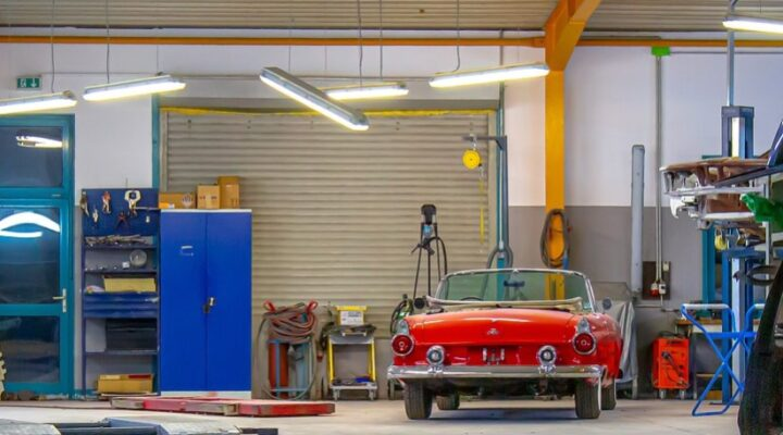 4 Tips on How You Can Keep Your Garage in Eye Perfect Condition