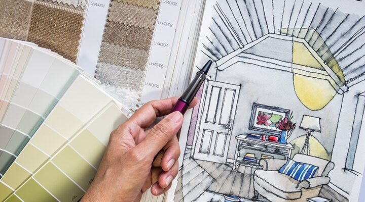 4 Qualities of an Interior Designer