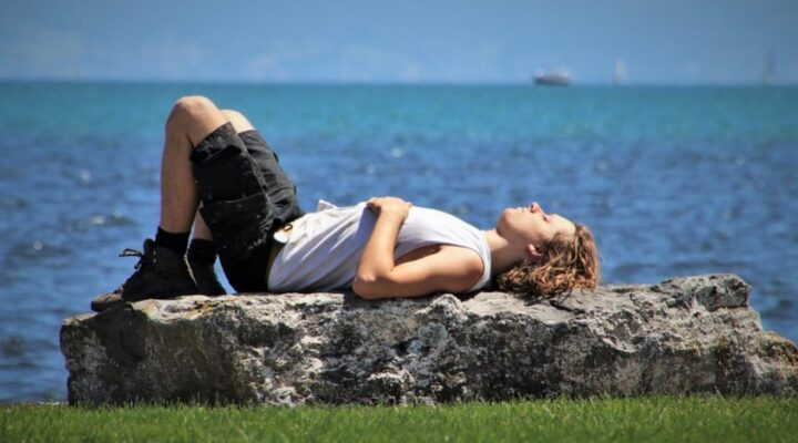How Sunbathing Can Help You Live a Better Life