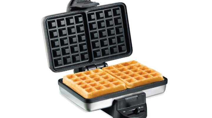 5 Different Types of Waffle Makers