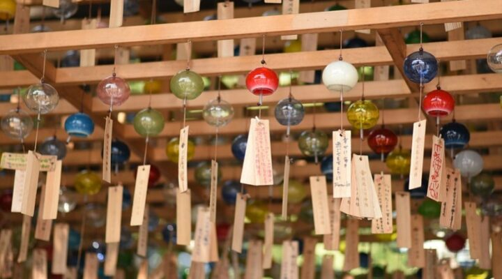 The Ancient Art of Wind Chimes