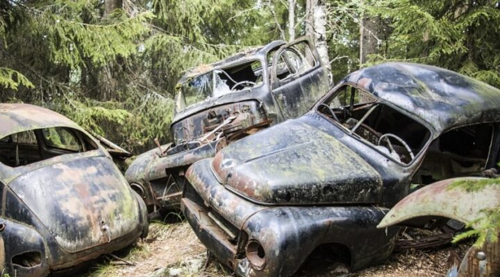 Why Should I Consider Scrapping my Car?