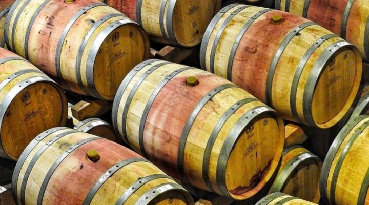 Ways to Decor Your House with Rustic Wine Barrels