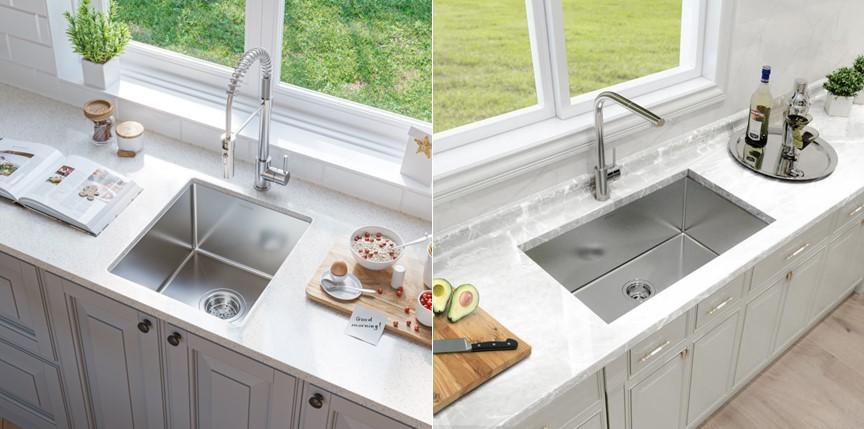 the MENSARJOR kitchen sink