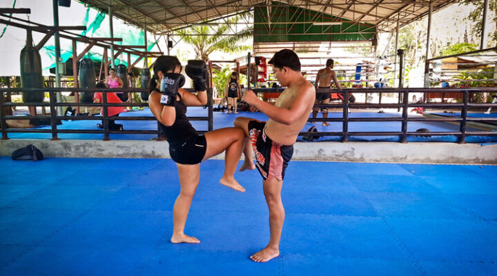 The Best Construction for Muay Thai in Thailand of Sport Center