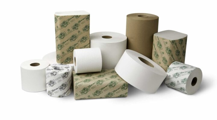 List of a wide range of paper cleaning product