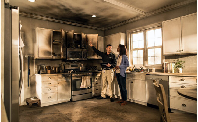 Benefits of Rebuilding & Recovering with Chicago's Fire Damage Techs
