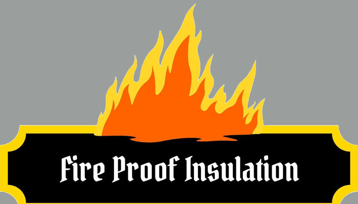 Upgrading to Fire Proof Insulation