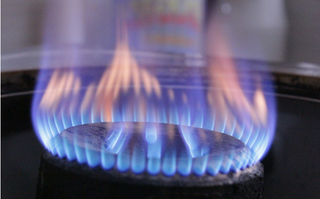 What type of Gas is used in Homes?