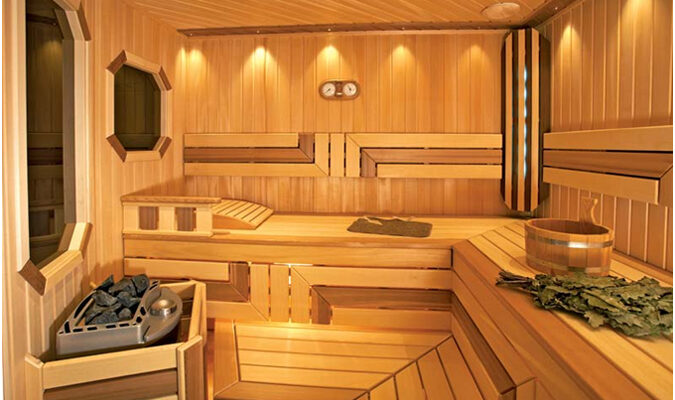 Health Benefits of A Sauna Session