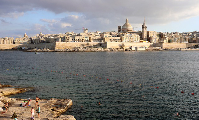 Which are the most expensive areas in the South of Malta