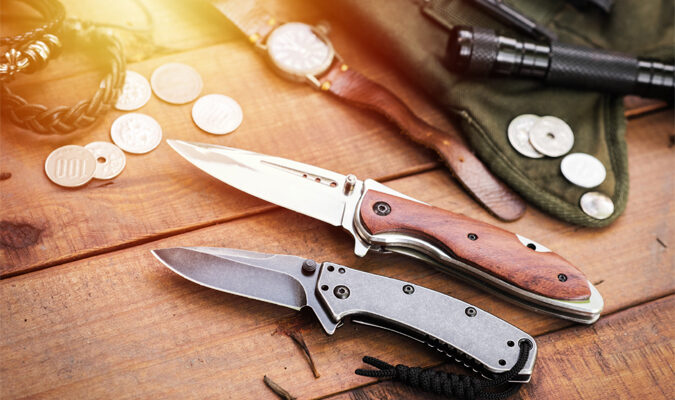 5 Tips for Effective Sharpening of a Double Action Knife