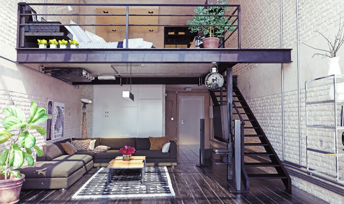Call It Your Own: How to Make the Most of Your Loft Apartment