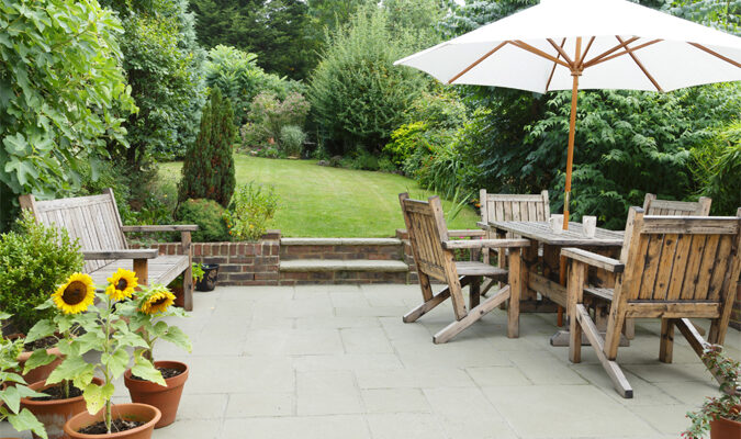 3 Ways to Create the Perfect Outdoor Space